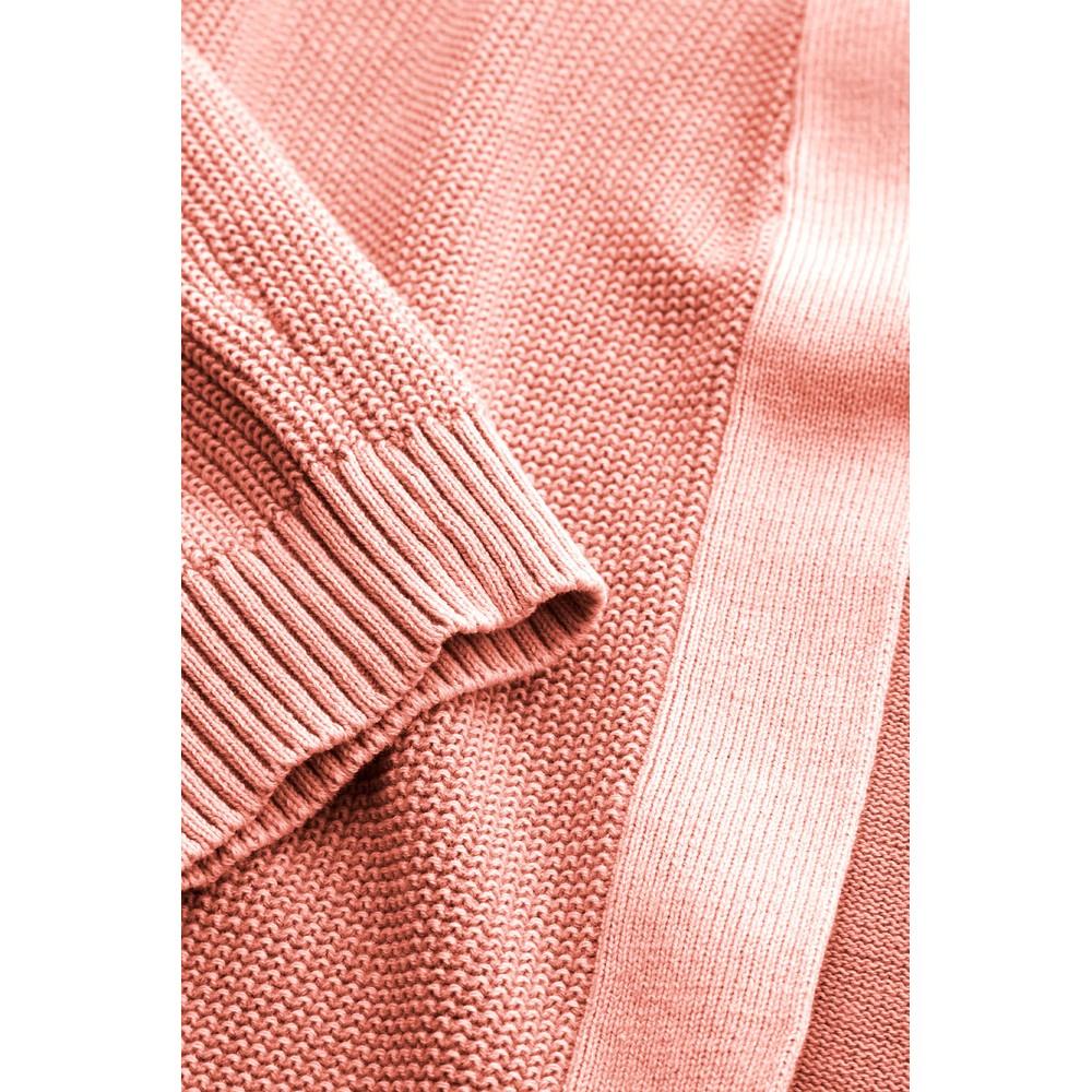 Sandwich Clothing Long Sleeve Cardigan Rosette