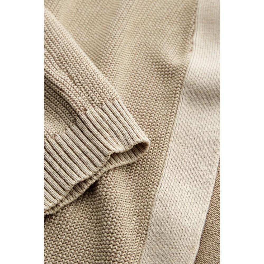 Sandwich Clothing Long Sleeve Cardigan Warm Sand