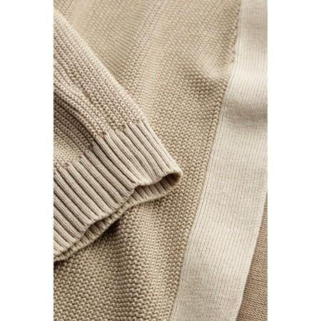 Sandwich Clothing Long Sleeve Cardigan - Beige