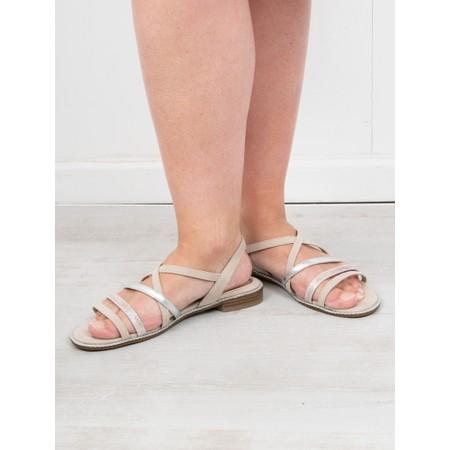 Marco Tozzi Rotty Sandal - Beige