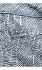 Sandwich Clothing Deep Water Woven Trouser