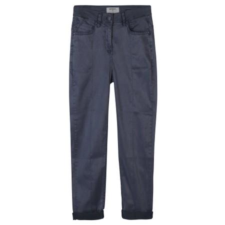 Sandwich Clothing Casual Trouser - Blue