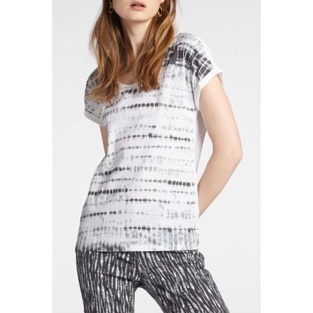 Sandwich Clothing Short Sleeve Tie Dye T-shirt - Grey