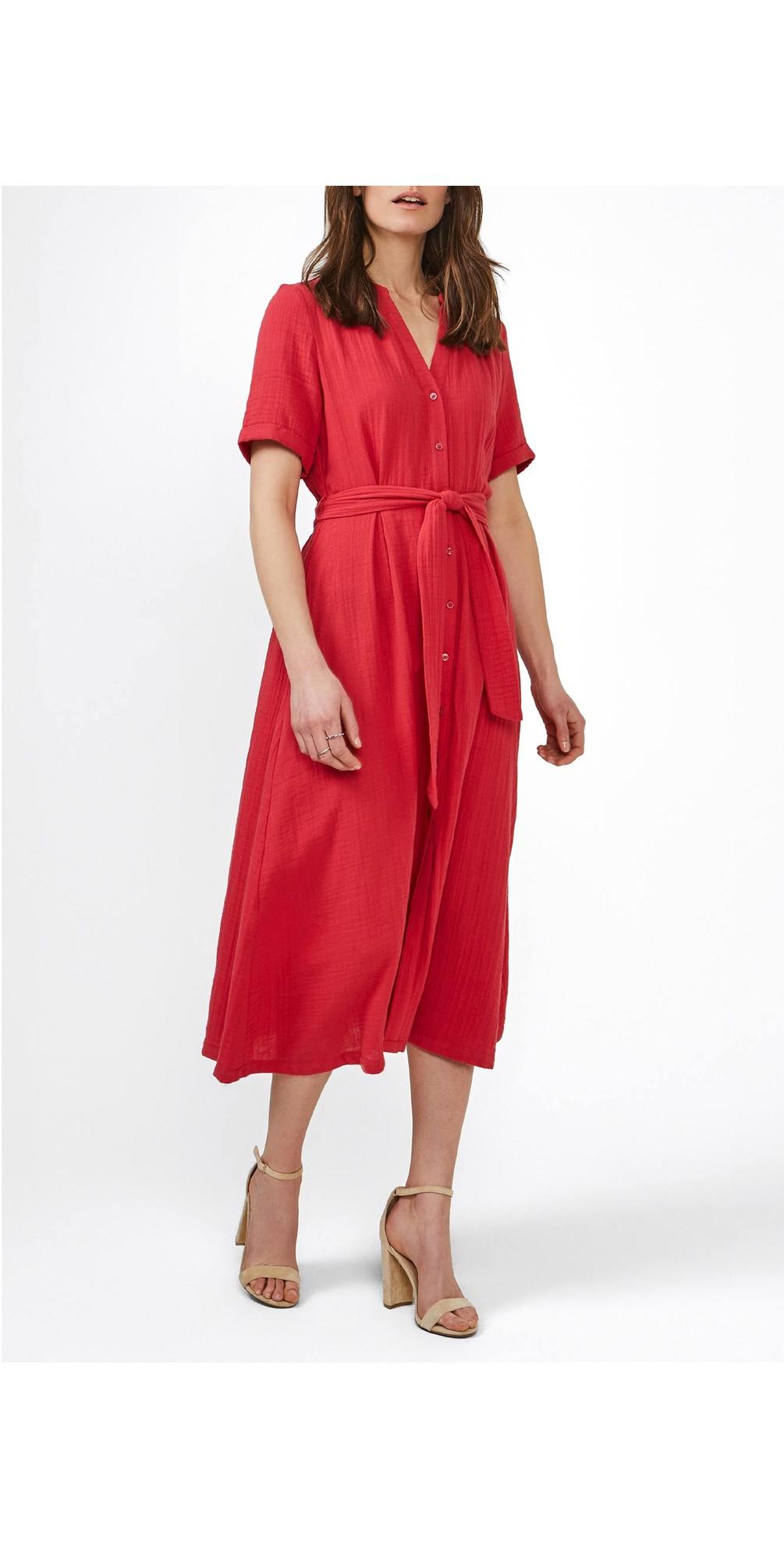 Long Cotton Dress  main image