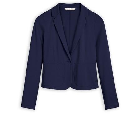 Sandwich Clothing Cotton Blazer - Blue
