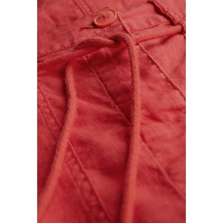 Sandwich Clothing Linen Skirt - Pink