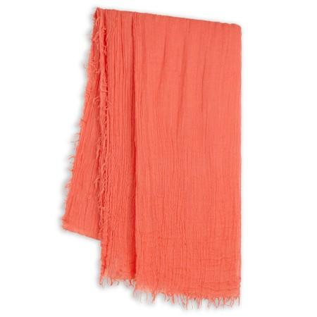 Sandwich Clothing Scarf - Orange