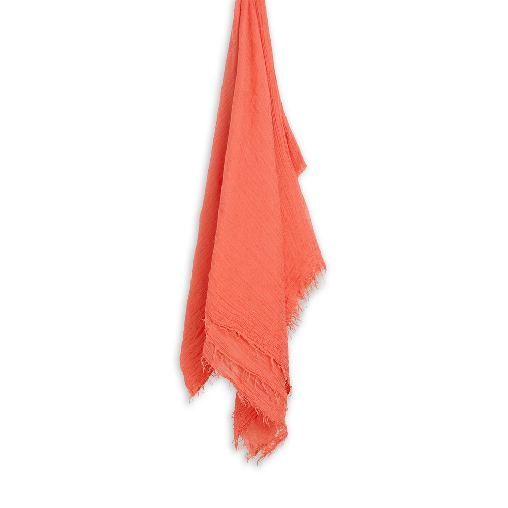 Sandwich Clothing Scarf Hot Coral