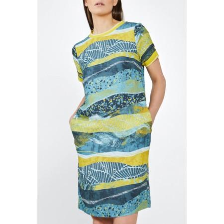 Sandwich Clothing Multi Print Dress - Green