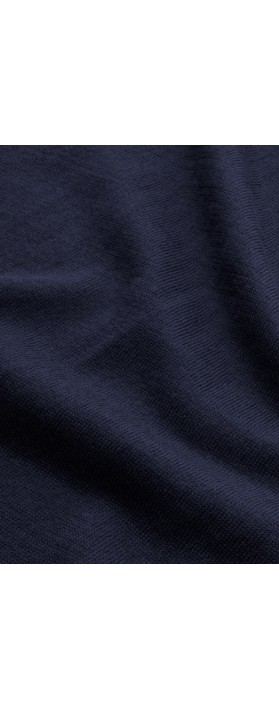 Sandwich Clothing Long Sleeve Pullover Navy