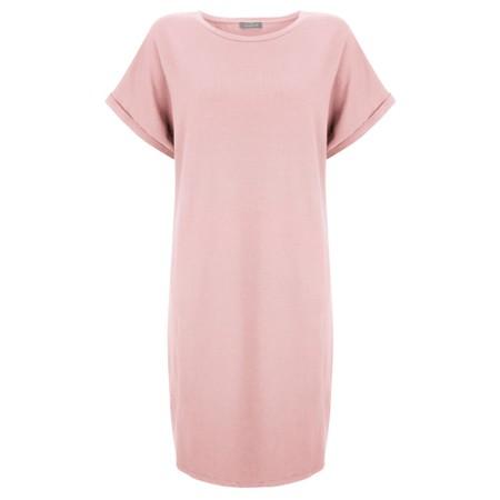Chalk Alice Organic Jersey Dress - Pink