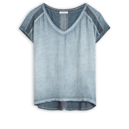 Sandwich Clothing Short Sleeve T-Shirt - Blue