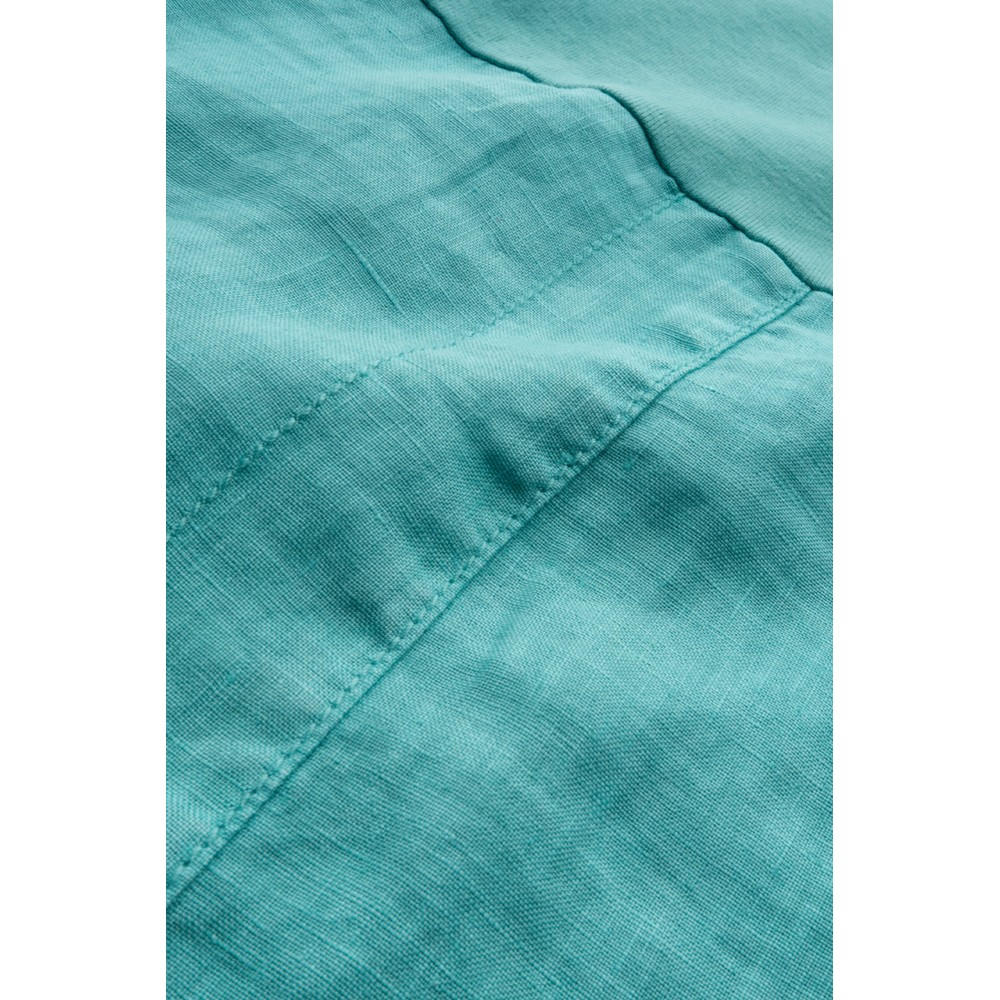 Sandwich Clothing 3/4 Sleeve Dress Blue Turquoise