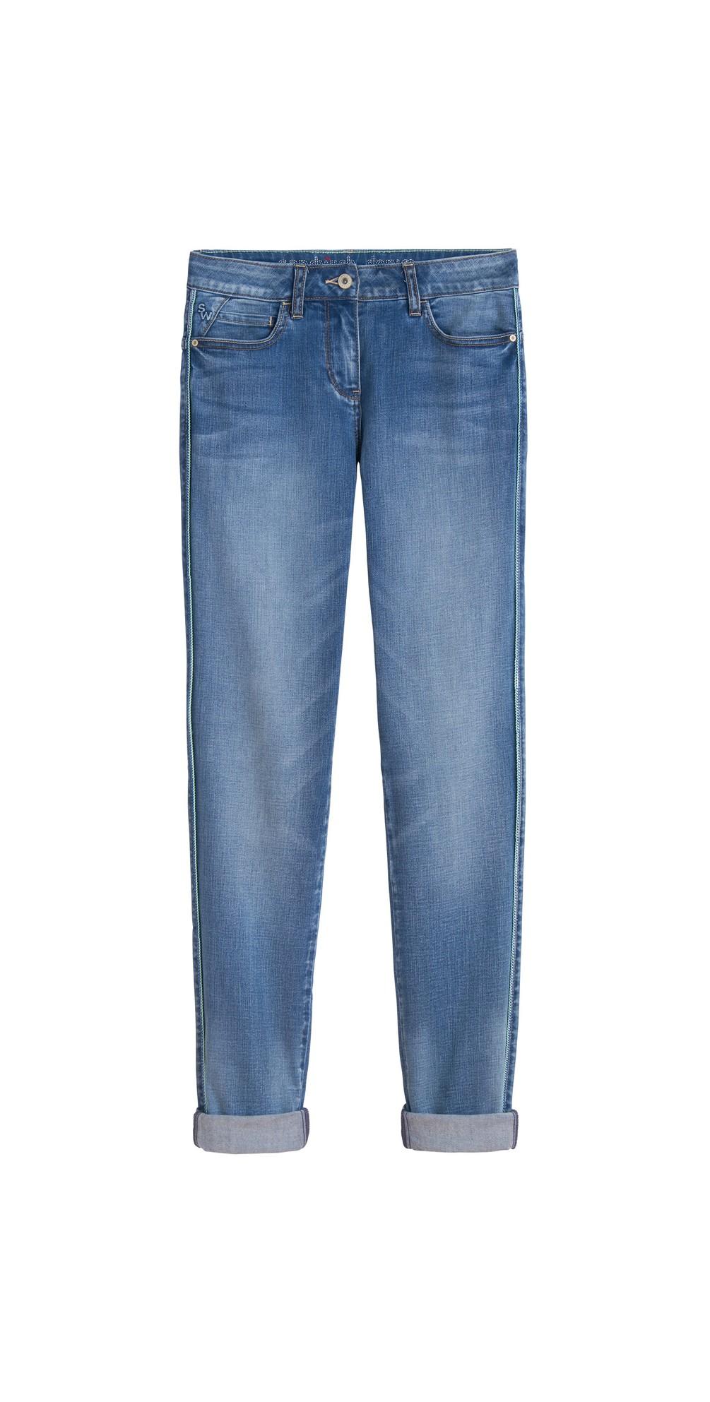Skinny Denim Jeans main image