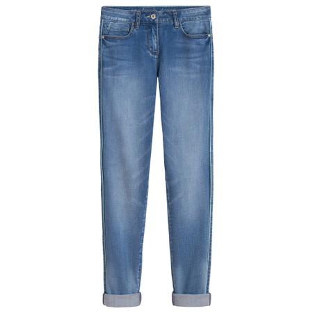 Sandwich Clothing Skinny Denim Jeans - Blue
