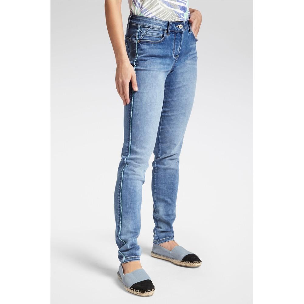 Sandwich Clothing Skinny Denim Jeans Blue Denim