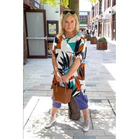 Masai Clothing Galene Tunic - Green