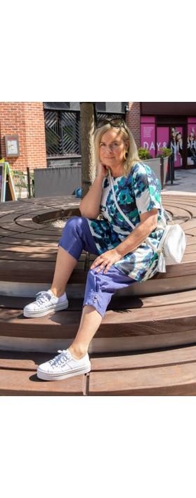 Masai Clothing Gertie Tunic Dress Alhambra