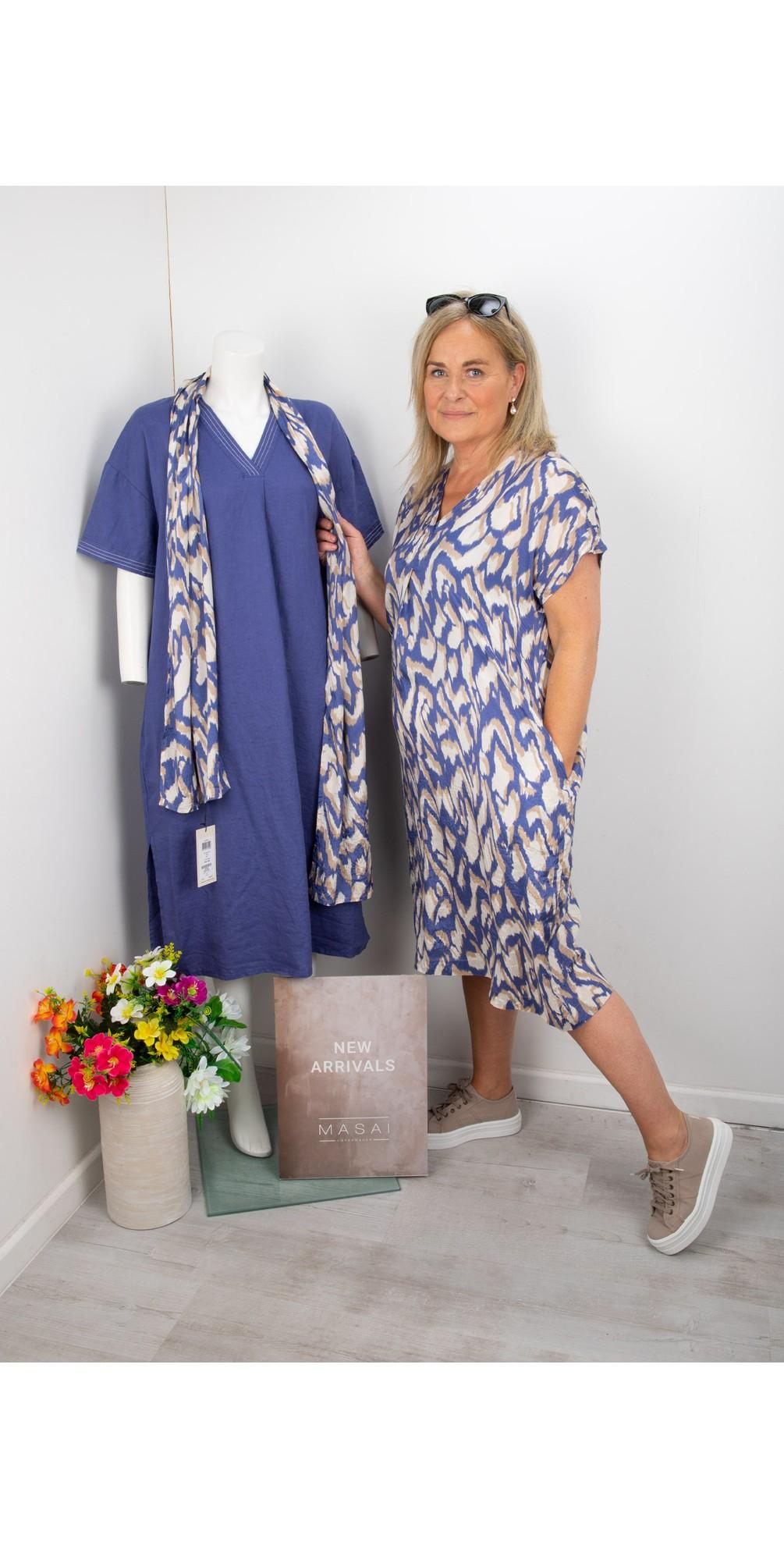 Odetto Dress main image