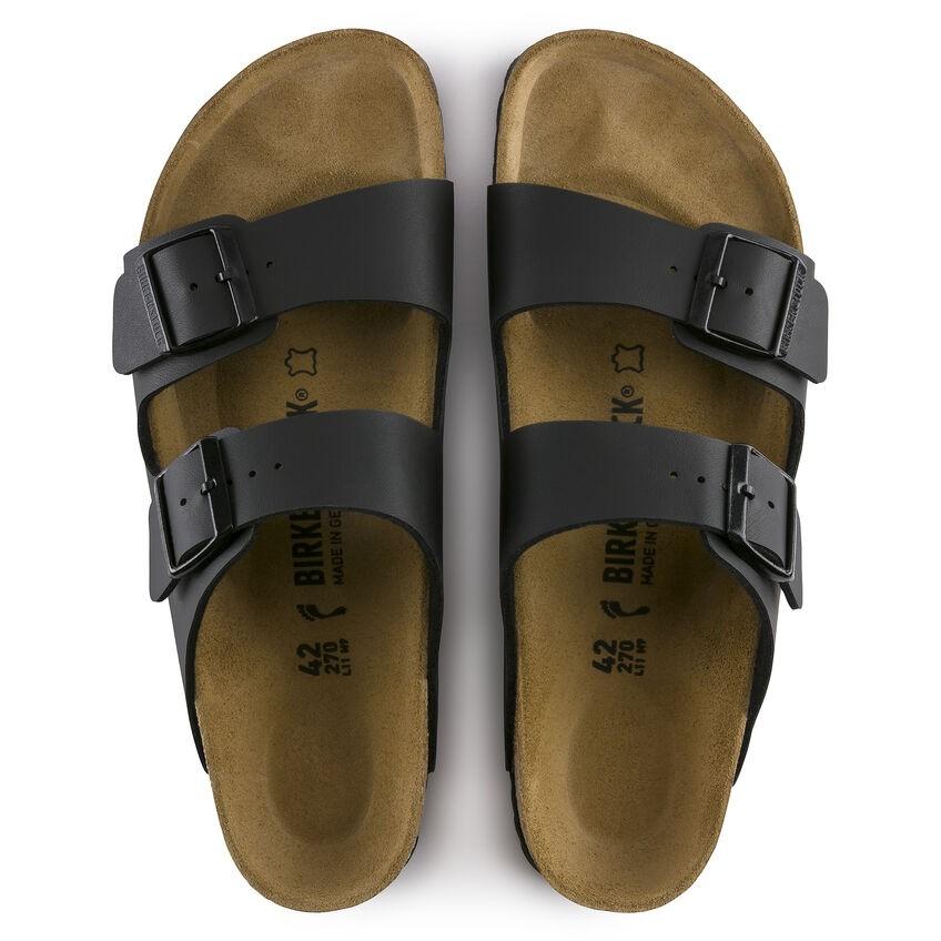 Arizona Black Birko-Flor® Sandal main image