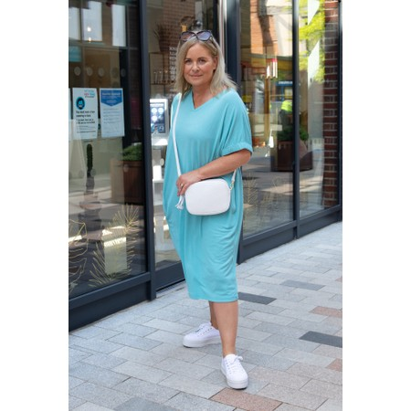 Masai Clothing Nadian Dress - Blue