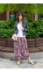 Amazing Woman Grey Maree Western Jacket