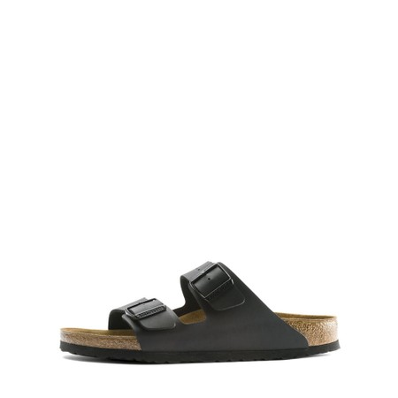 Birkenstock Arizona Black Birko-Flor® Sandal - Black