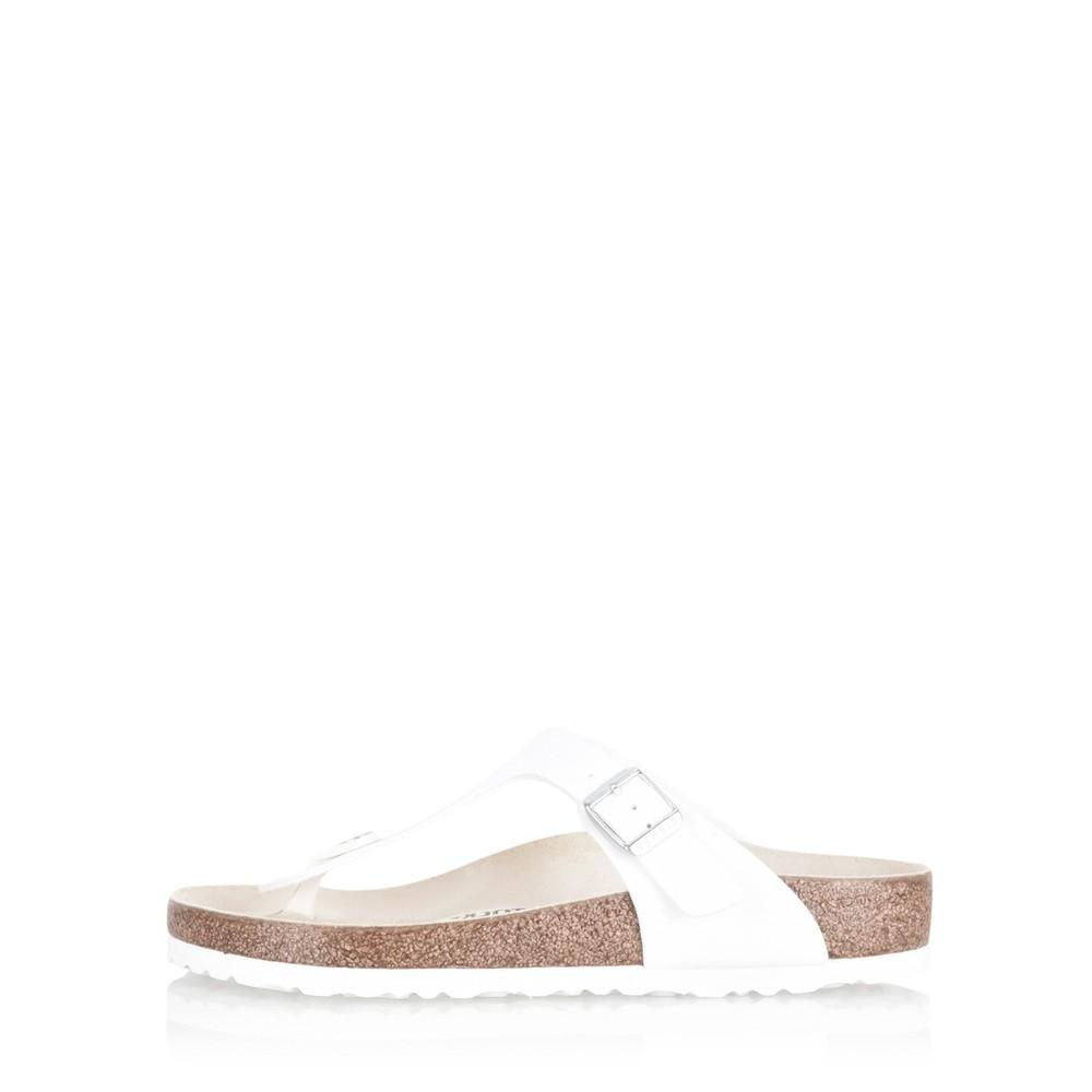 Birkenstock Gizeh Sandal White
