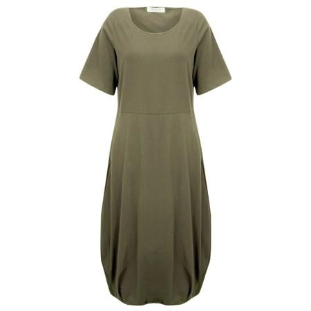 Mama B Dogliani U Jersey Dress - Green