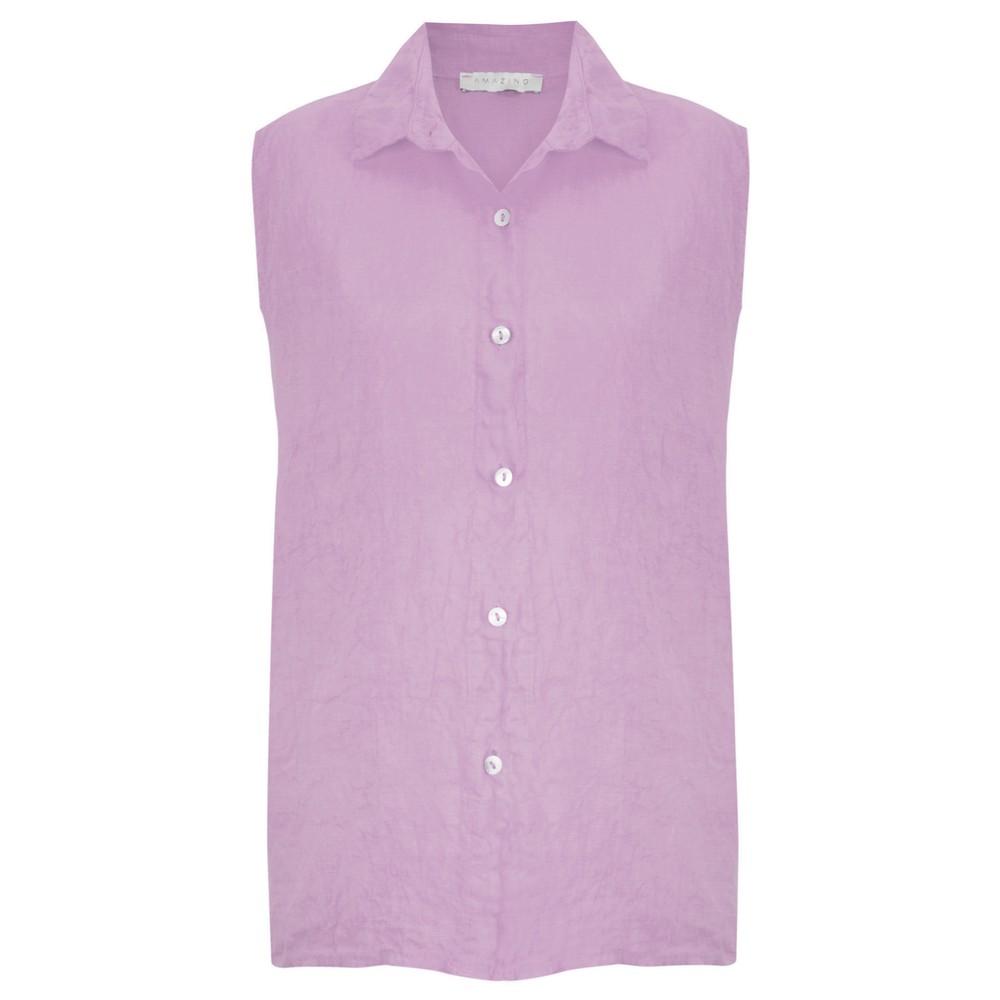 Amazing Woman Steffi Shirt Lilac