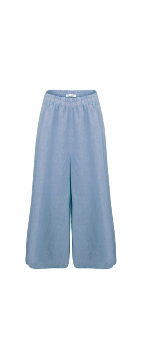 Amazing Woman Kira Culotte Denim Blue