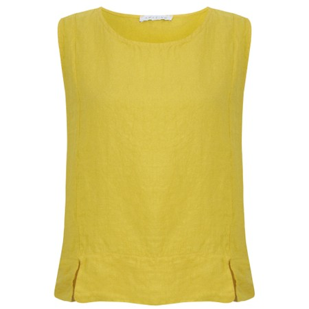 Amazing Woman Lucie Top - Yellow