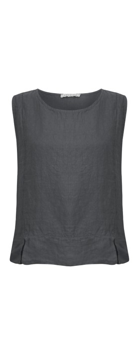 Amazing Woman Lucie Top Charcoal