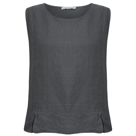 Amazing Woman Lucie Top - Black