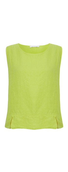 Amazing Woman Lucie Top Lime