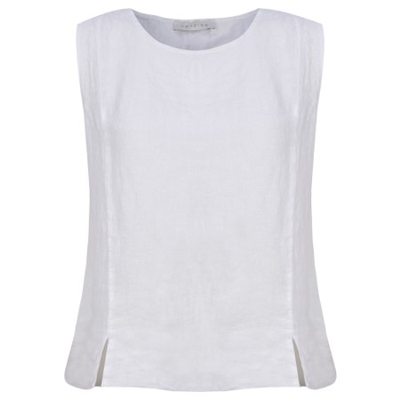 Amazing Woman Lucie Top - White