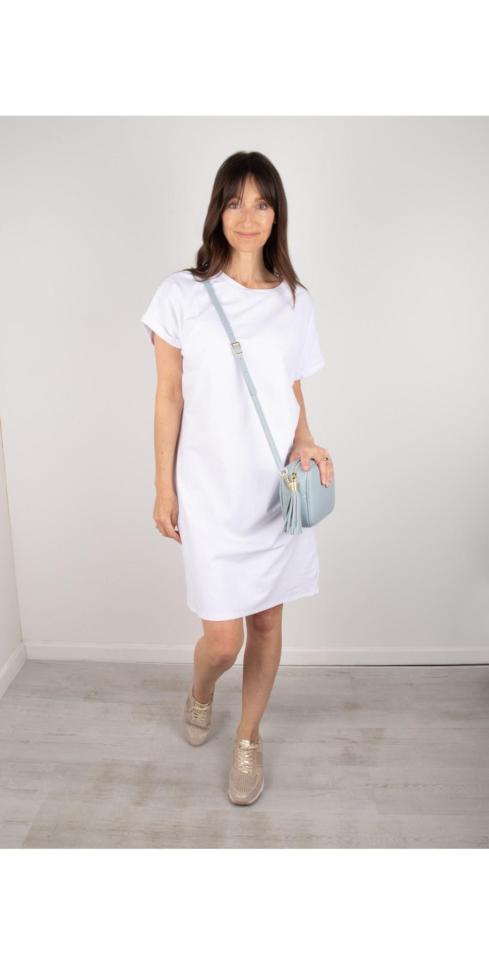 Alice Organic Jersey Dress main image