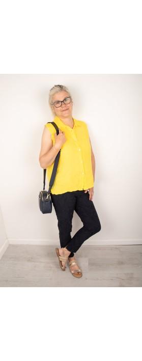Amazing Woman Steffi Shirt Lemon
