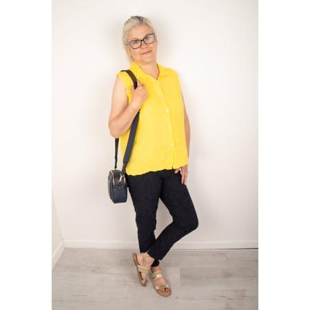 Amazing Woman Steffi Shirt - Yellow