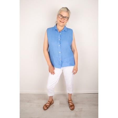 Amazing Woman Steffi Shirt - Blue