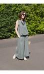Amazing Woman Khaki Kira Culotte