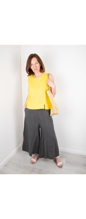 Amazing Woman Lucie Top Lemon