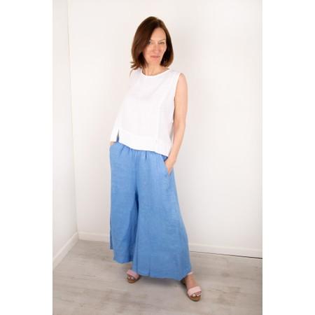 Amazing Woman Kira Culotte - Blue