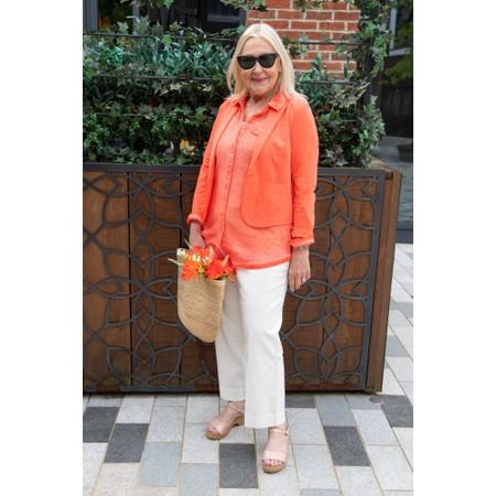 Sandwich Clothing Cotton Blazer - Orange