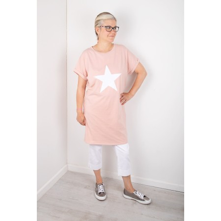 Chalk Alice Star Dress - Pink