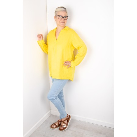 Amazing Woman 12 Paris Mid Rise Ankle Jean - Blue