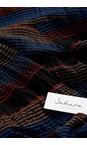 Sahara Multi Crinkle Stripe Bubble Dress