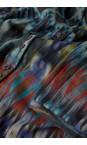 Sahara Multi Patched Ikat Print Shirt