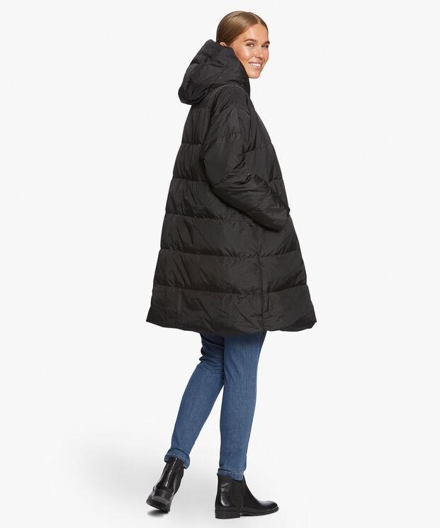 Masai Clothing Thilde Coat Black