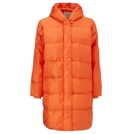 Masai Clothing Thilde Coat - Orange